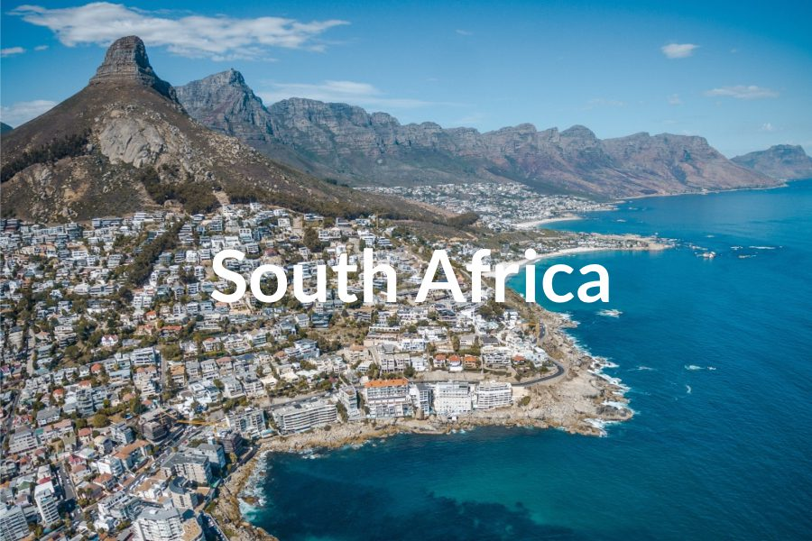 South Africa Featured