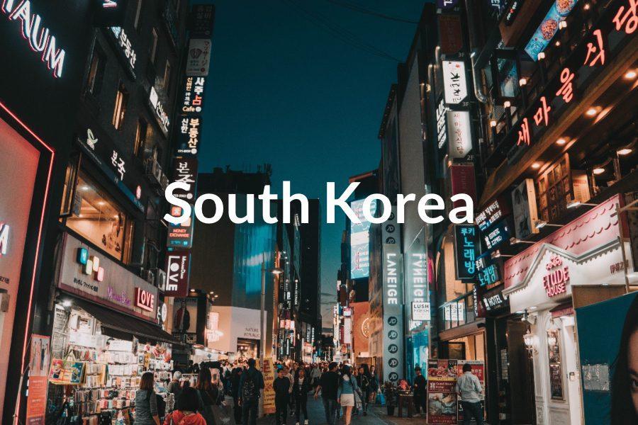 South Korea Featured