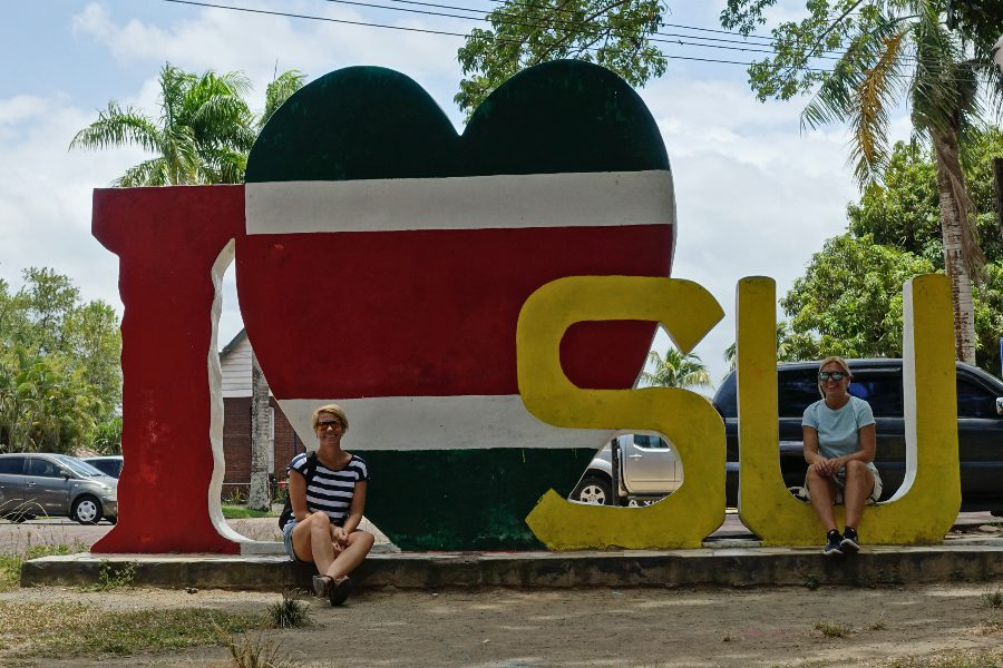 Suriname #visiteverycountry
