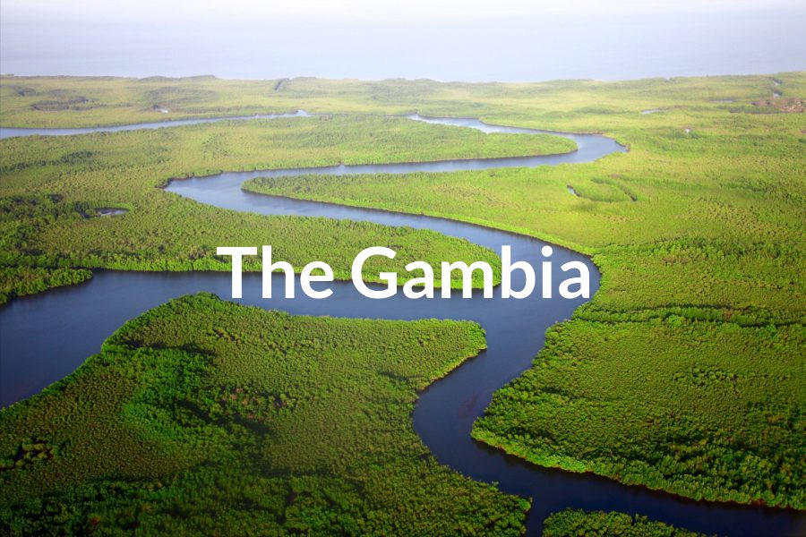 The Gambia Featured
