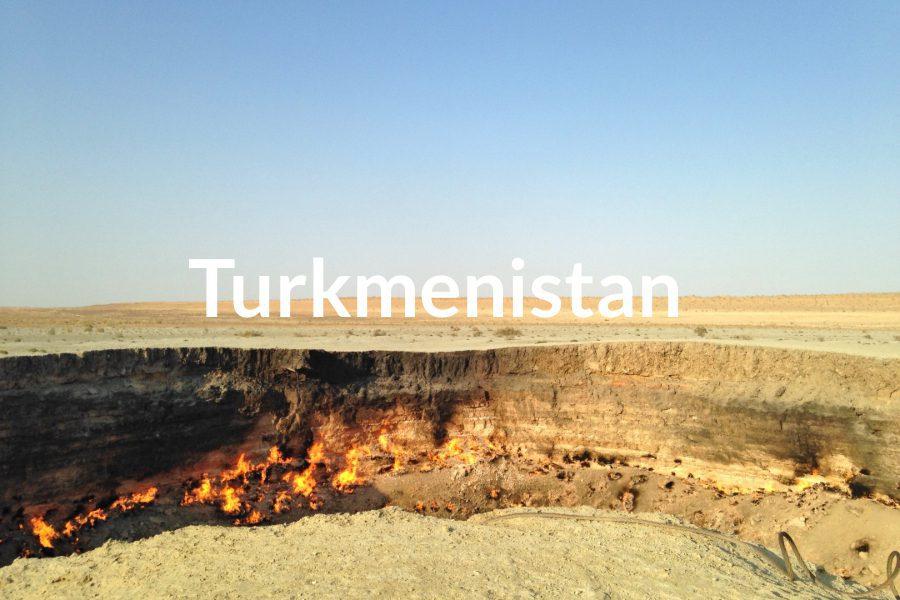 Turkmenistan Featured