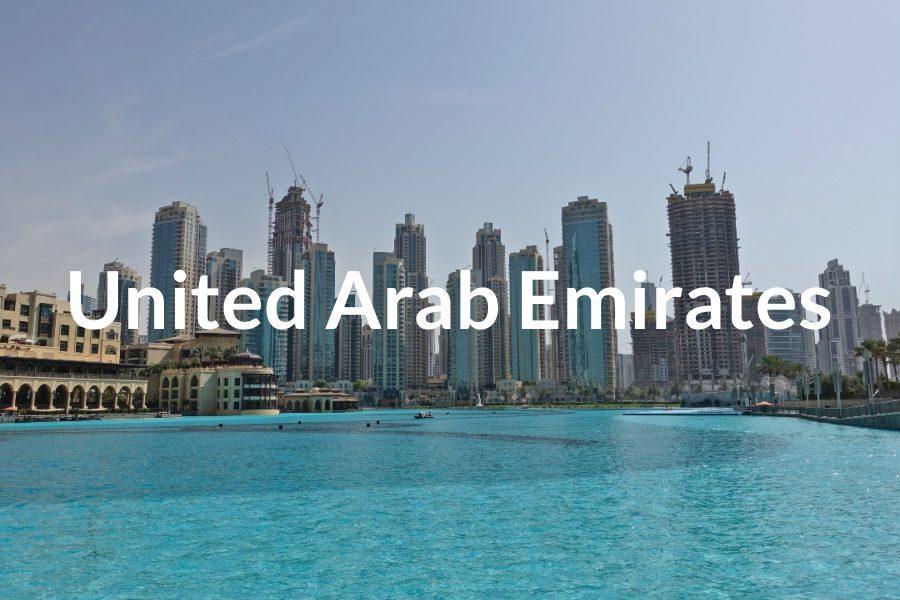 United Arab Emirates Featured