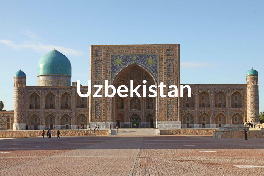 Uzbekistan Featured