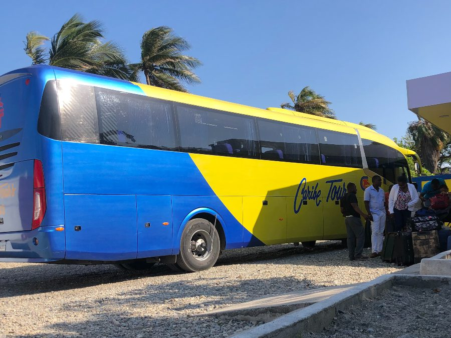 border crossing dominican republic to haiti