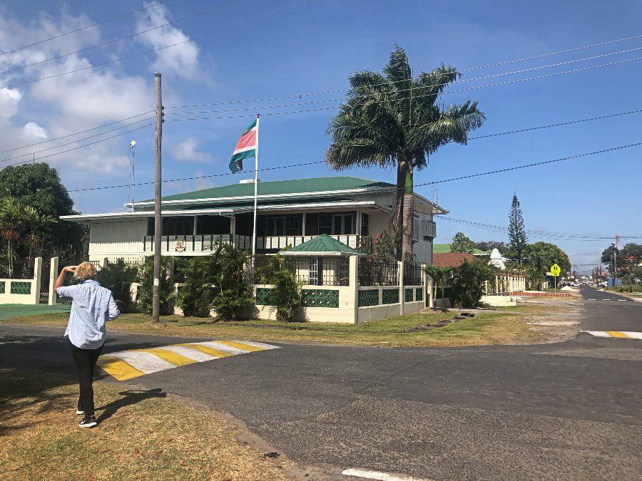How to get Suriname Visa in Georgetown, Guyana