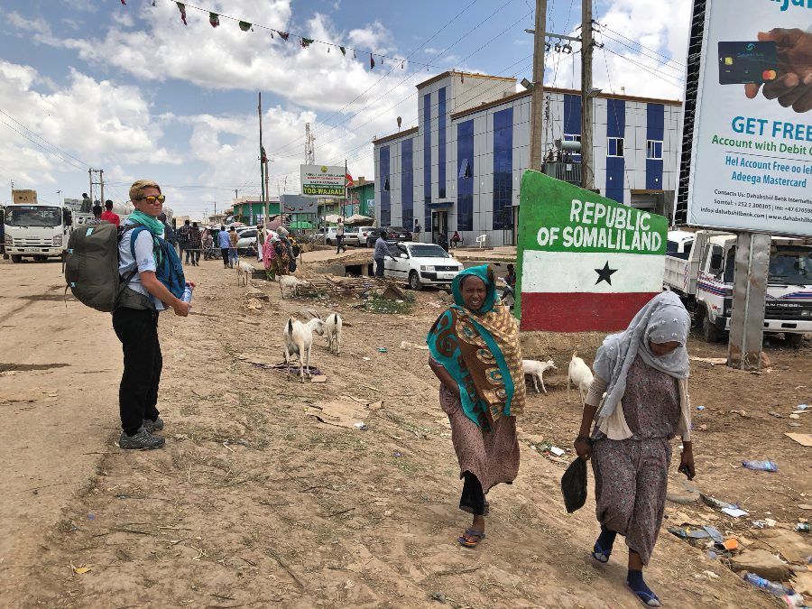 local transport from harar to hargeisa