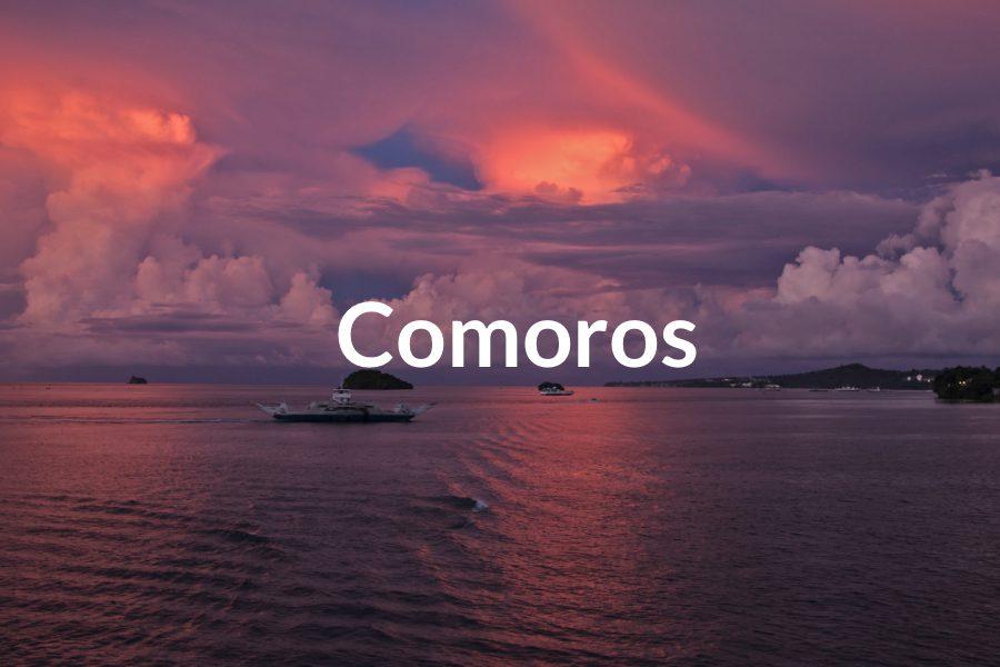 Comoros Featured