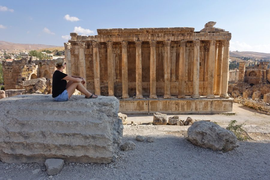 how to get to baalbek from beirut