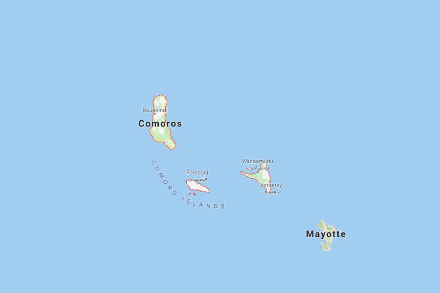 Where is Comoros? Comoros map and Quick Guide to Comoros
