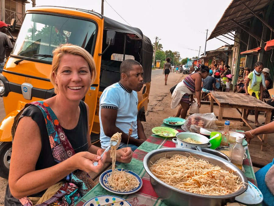 street food madagascar