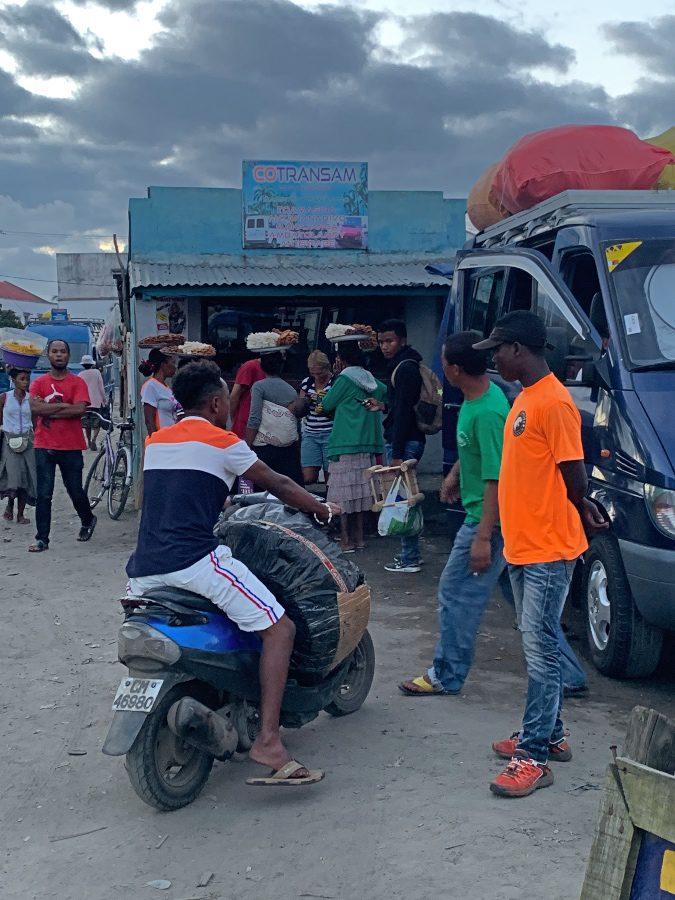 transport in tamatave