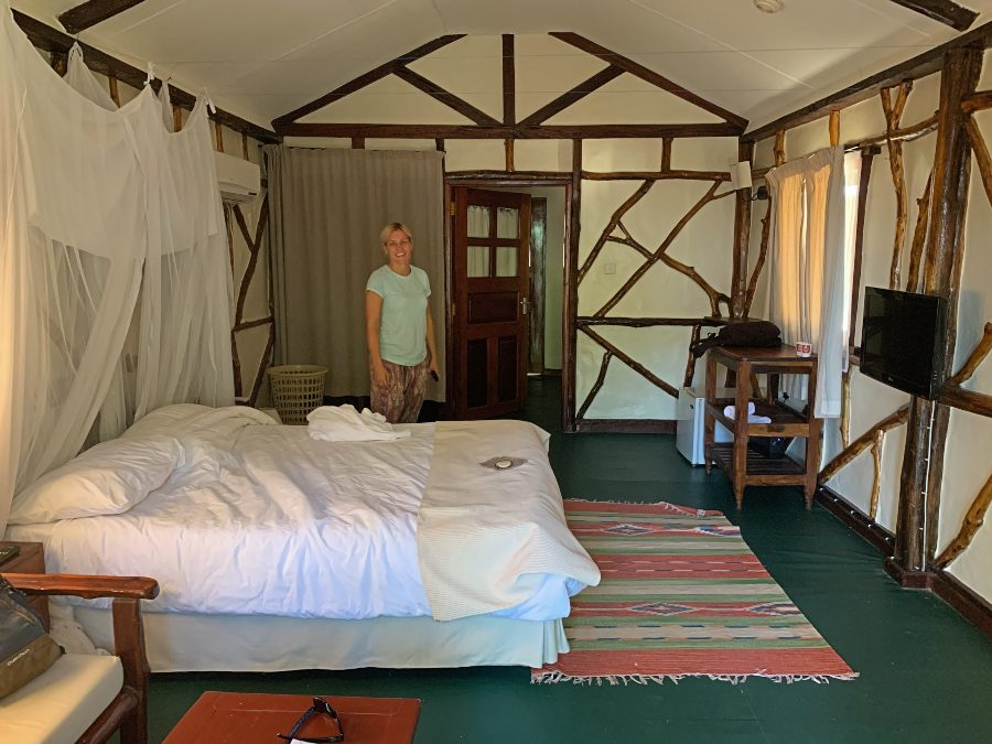 Is it safe to visit South Sudan? Hotel is Juba