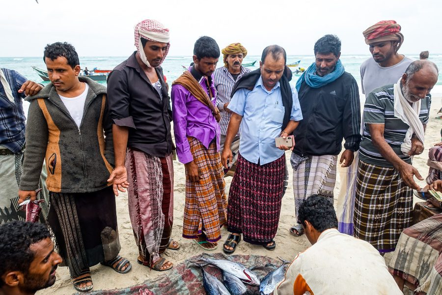 How to visit Socotra - fisherman