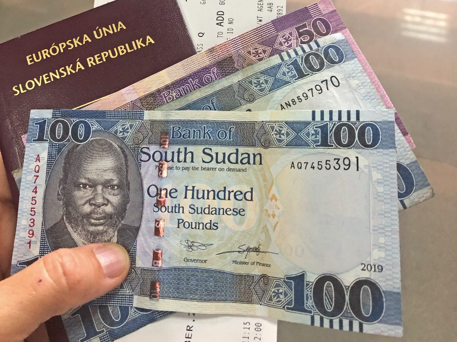 Is it safe to visit South Sudan currency