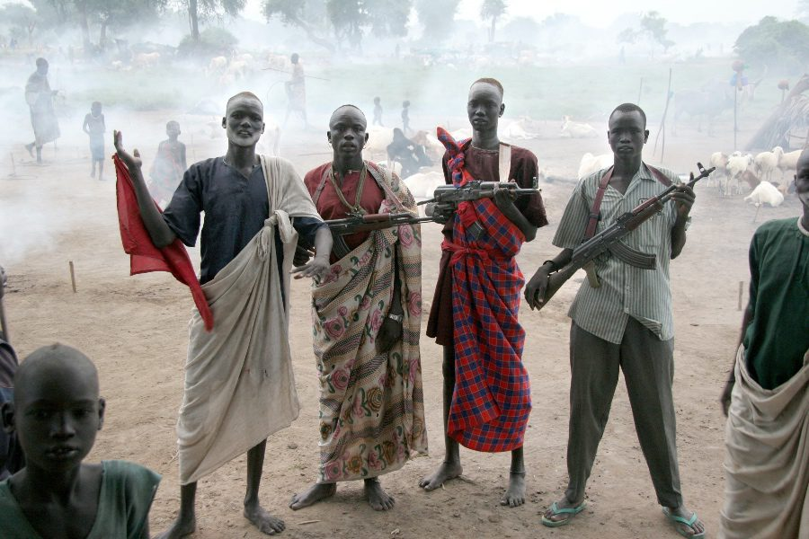 Is it safe to visit South Sudan? Dink Tribe