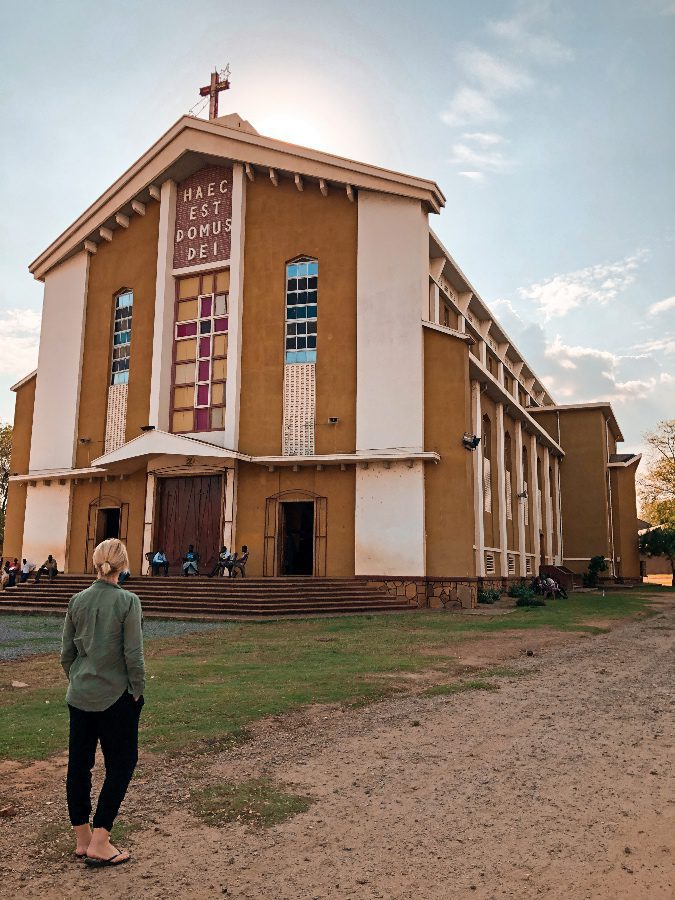 St Theresa Cathedral In Juba South Sudan