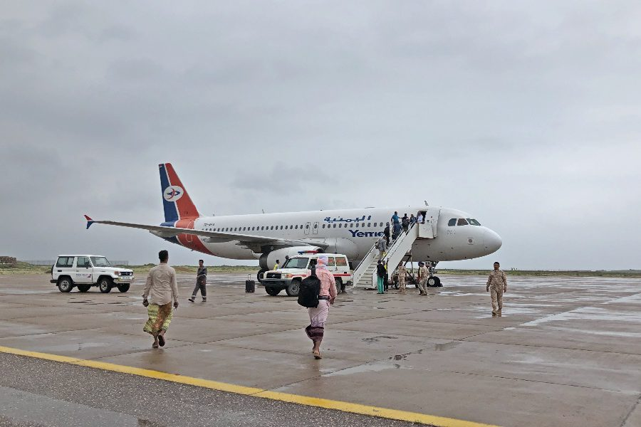 How to get to Socotra on Yemenia Airways