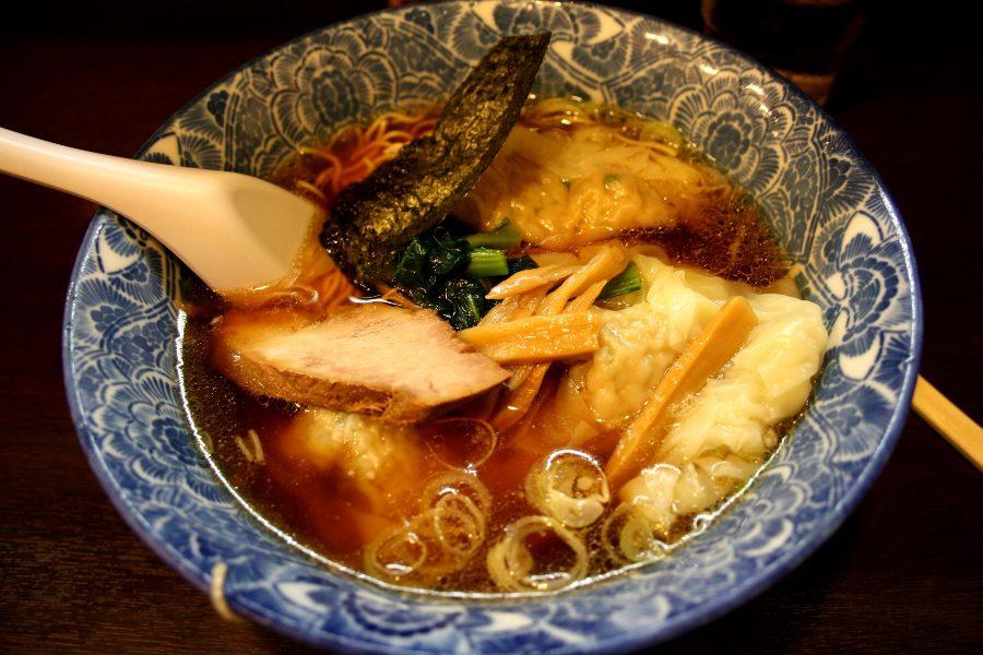food map of asia ramen
