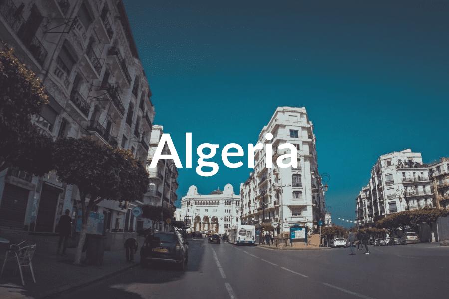 Algeria Featured