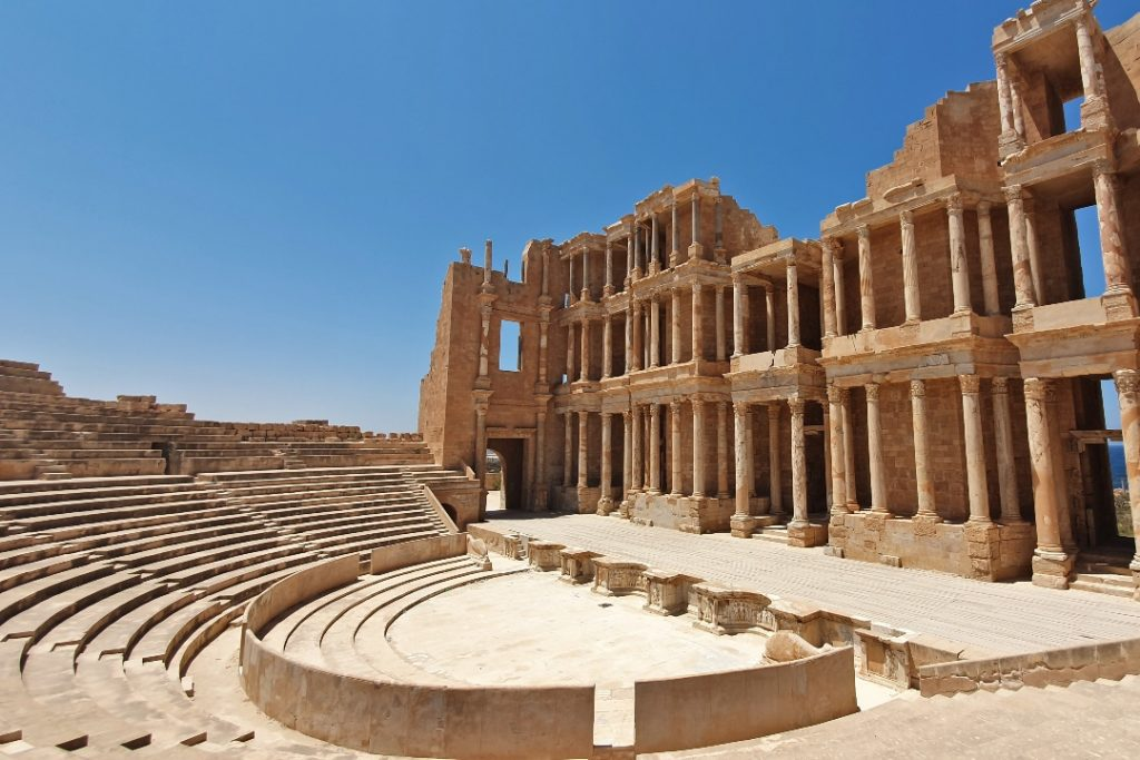 9 countries remain to visit every country in the world Libya