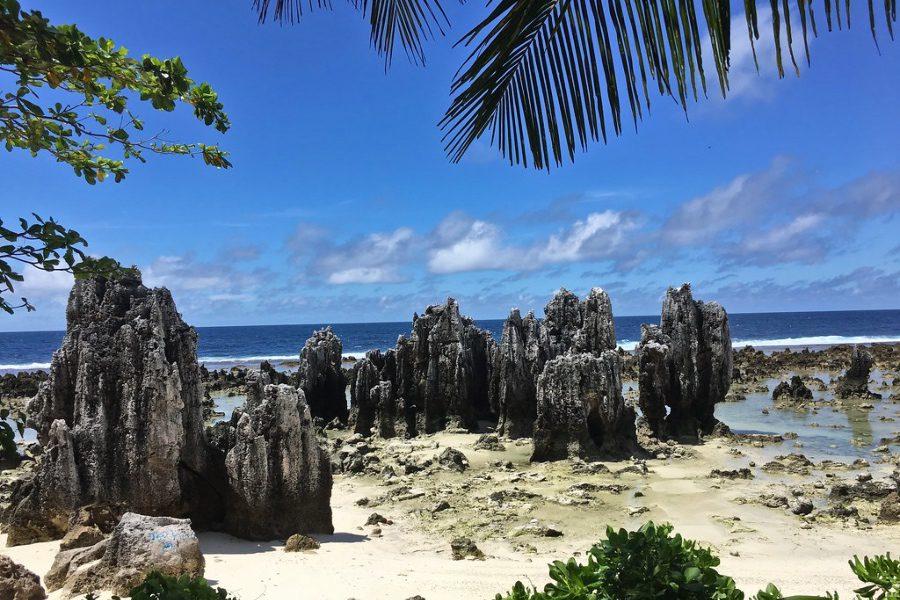 How to get visa to Nauru Pinnacles