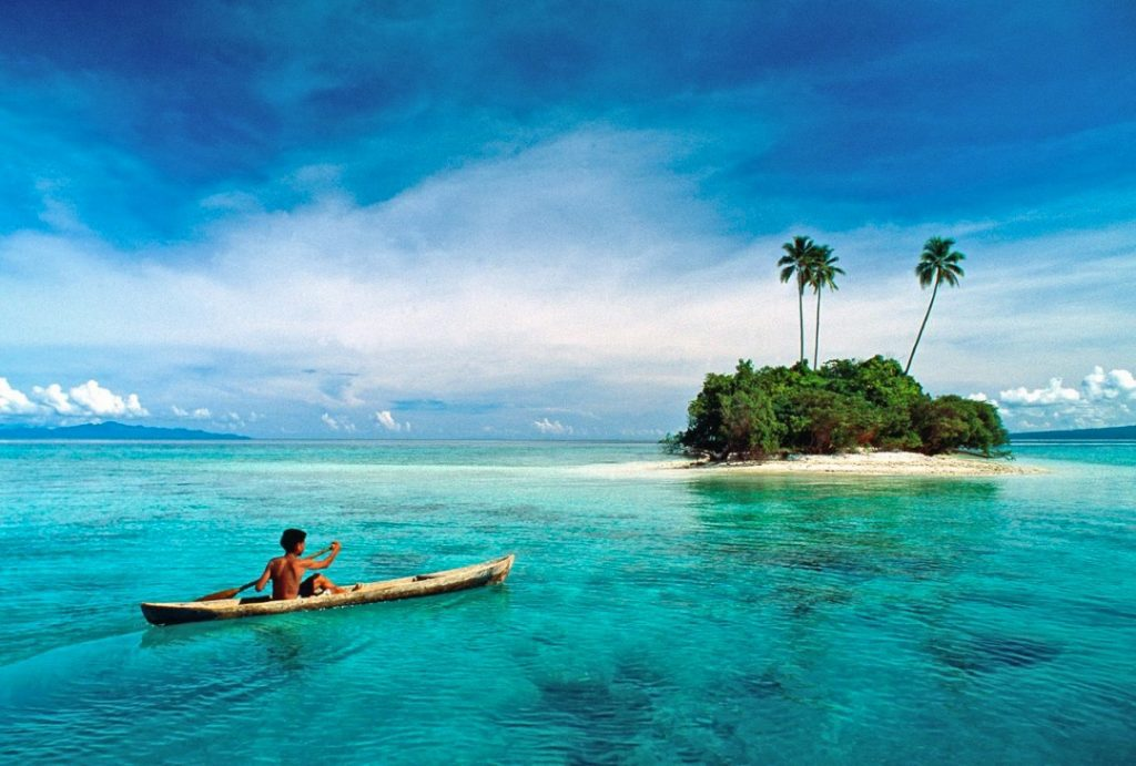 9 countries remain to visit every country in the world Solomon Islands