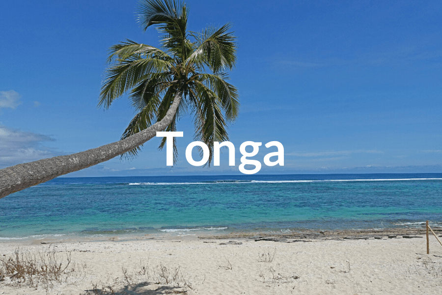 Tonga Featured