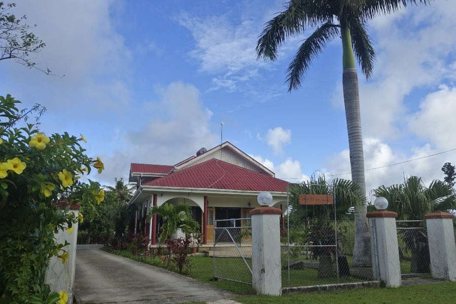 How to visit every country in the Pacific Tonga airbnb
