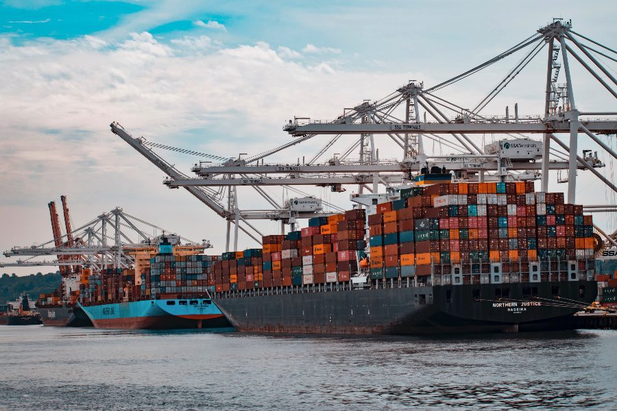 How to visit every country in the Pacific - Cargo Ships