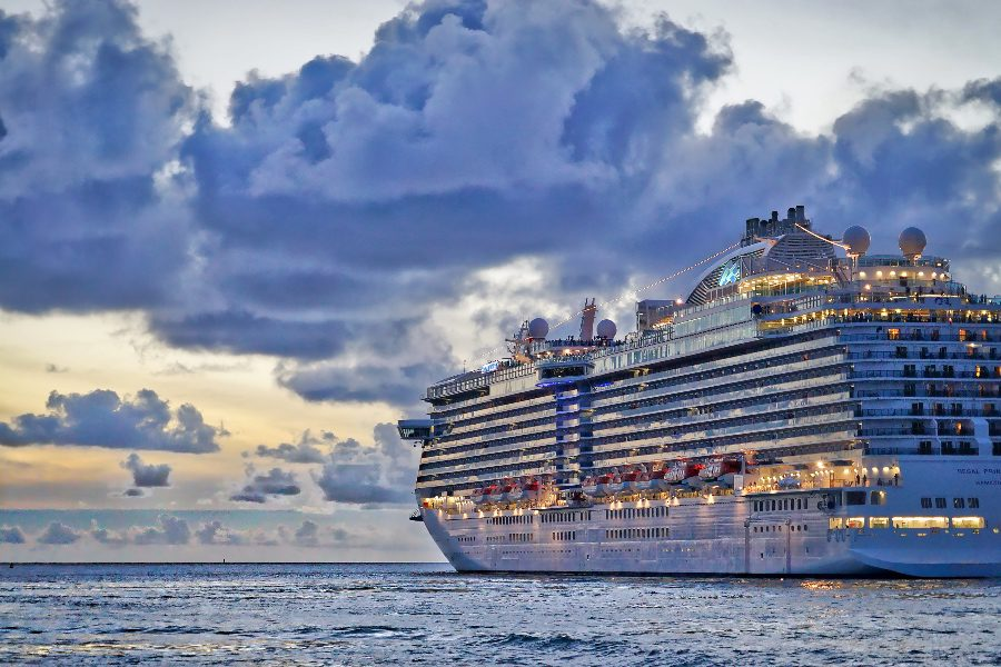 How to visit every country in the Pacific - Cruise Ships