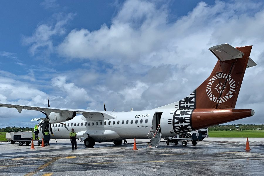 How to visit ever country in the Pacific - Airlines Pacific