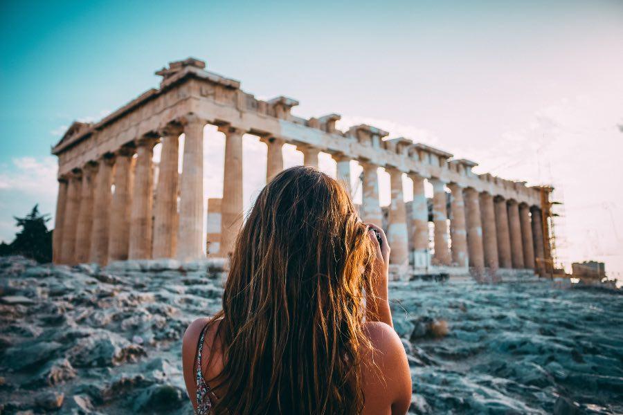 Greece in two weeks - Acropolis