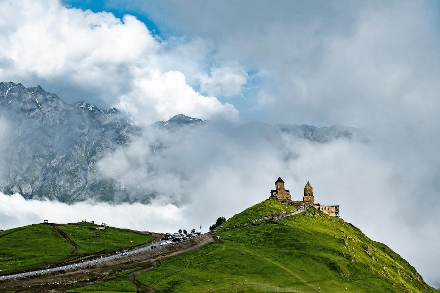 Georgia Armenia Azerbaijan Itinerary