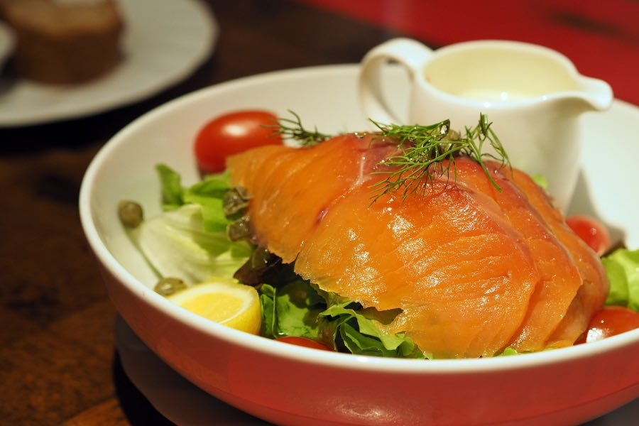 what to eat in norway