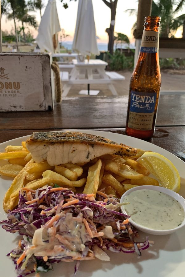 Great Keppel Island - Everything you need to know - dinner