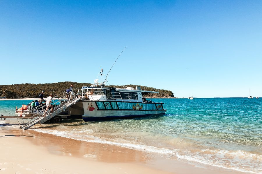 Great Keppel Island - Everything you need to know - How to get to Keppel Island ferry