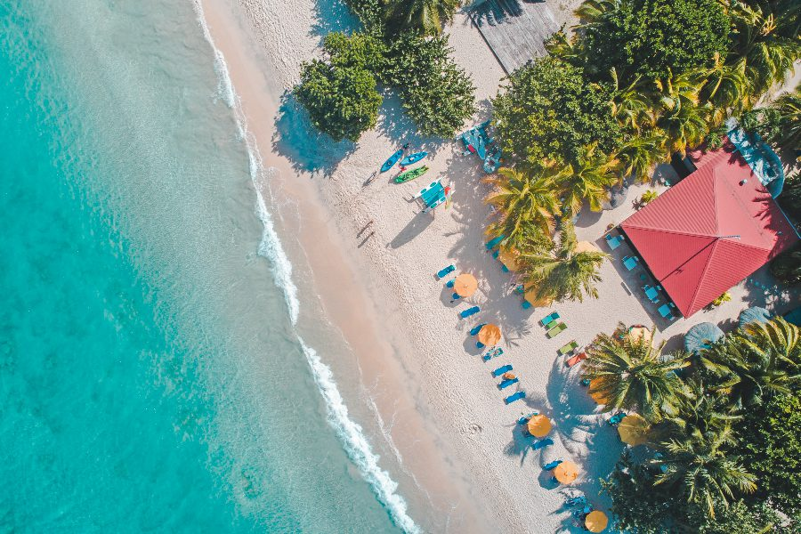 10 Amazing Countries Open for Vaccinated Tourists - Grenada