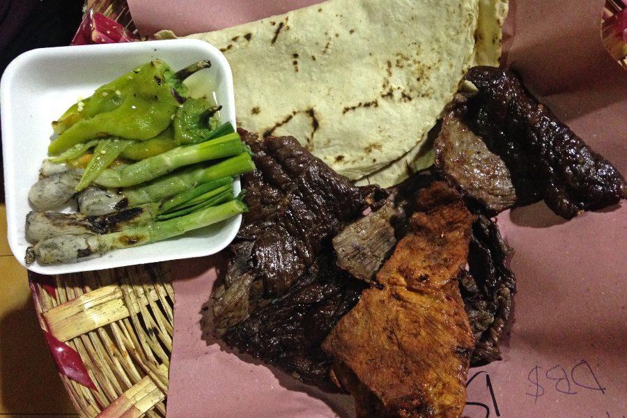 Best foods to try in Oaxaca Carne Asada