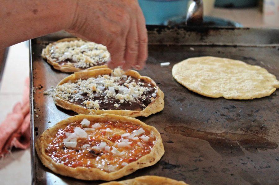 Best foods to try in Oaxaca memelas