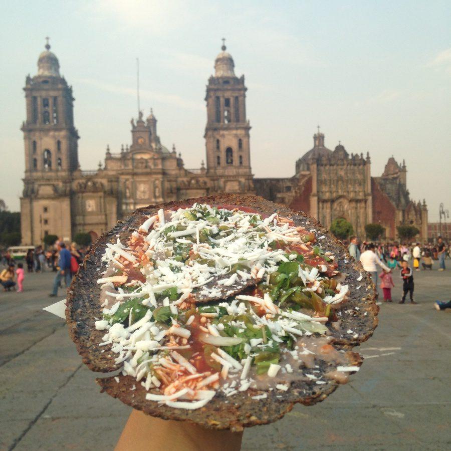 tlayuda mexico