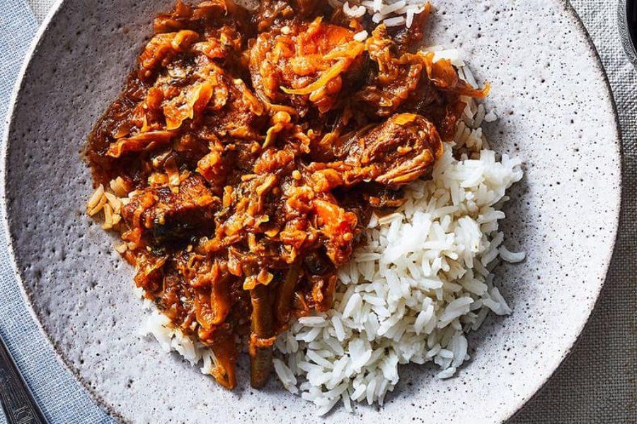 what to eat in haiti legim stew