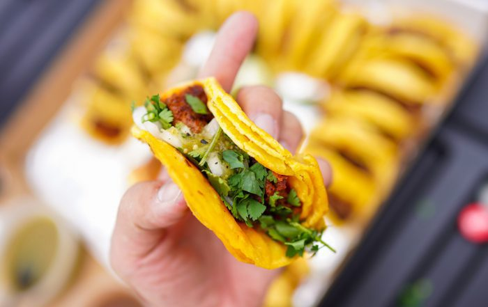 what to eat in central america street food